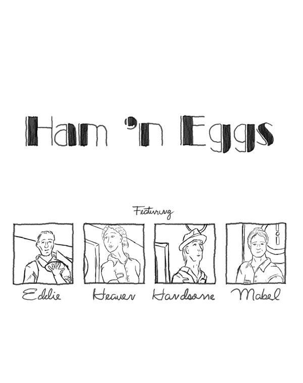 Ham 'n Eggs – Title
