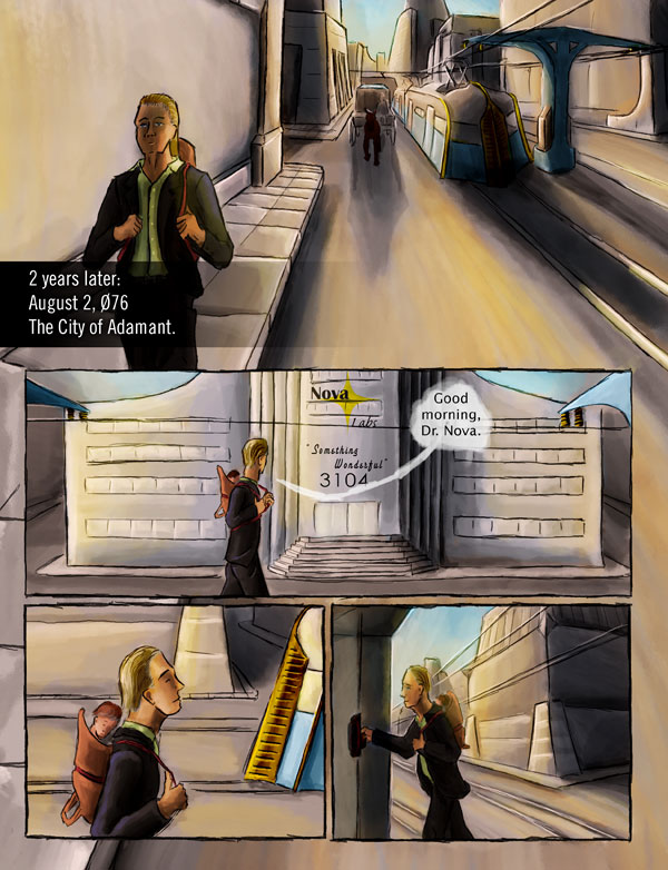 The Radiant Ones – Anthony and Antonia – 66