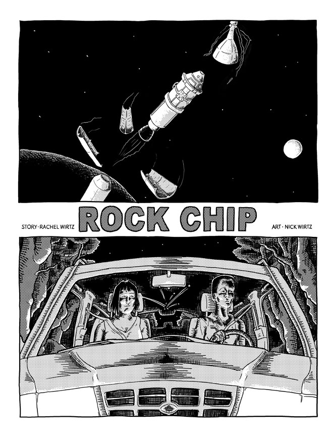 Rock Chip 1